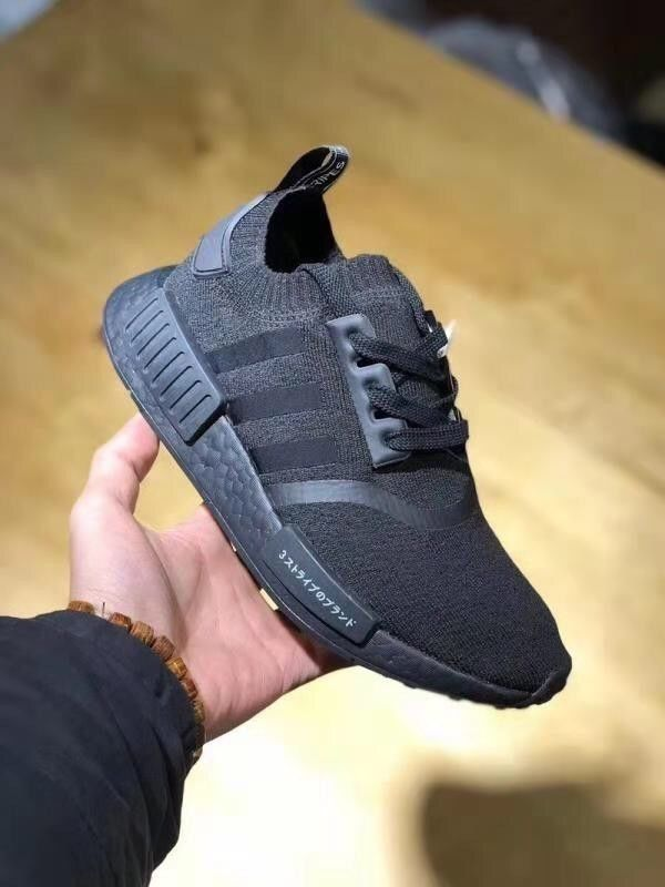 068ee6a2 ADIDAS NMD R1 Primeknit JAPAN BOOST TRIPLE BLACK BZ0220 ADS #fashion  #clothing #shoes #accessories #mensshoes #athleticshoes (ebay link)