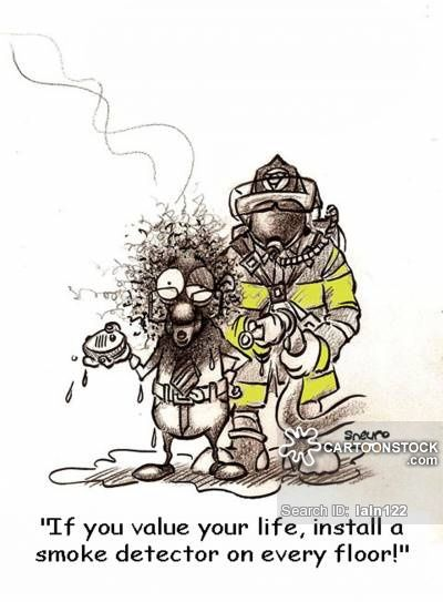 Fire Safety cartoons, Fire Safety cartoon, funny, Fire ...