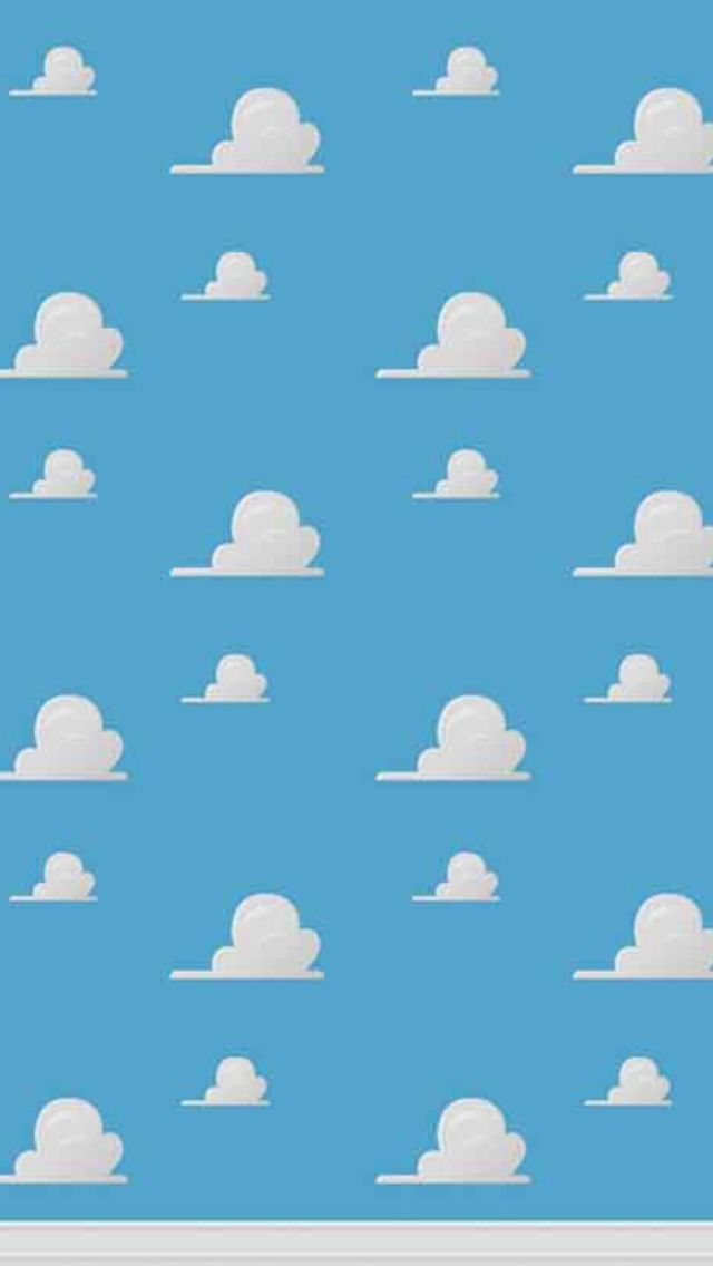 Andy's wall from Toy Story. Just get one of the clouds tattooed