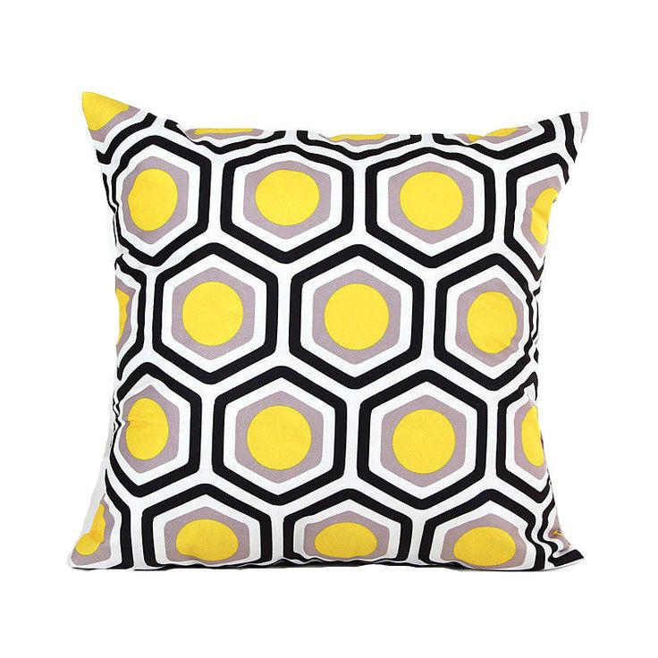 Cheap cushion source, Buy Quality cushion cover directly from China cushion factory Suppliers: RUBIHOME fashion geometric style yellow decorative throw pillowcase cushion covers for sofa home decor