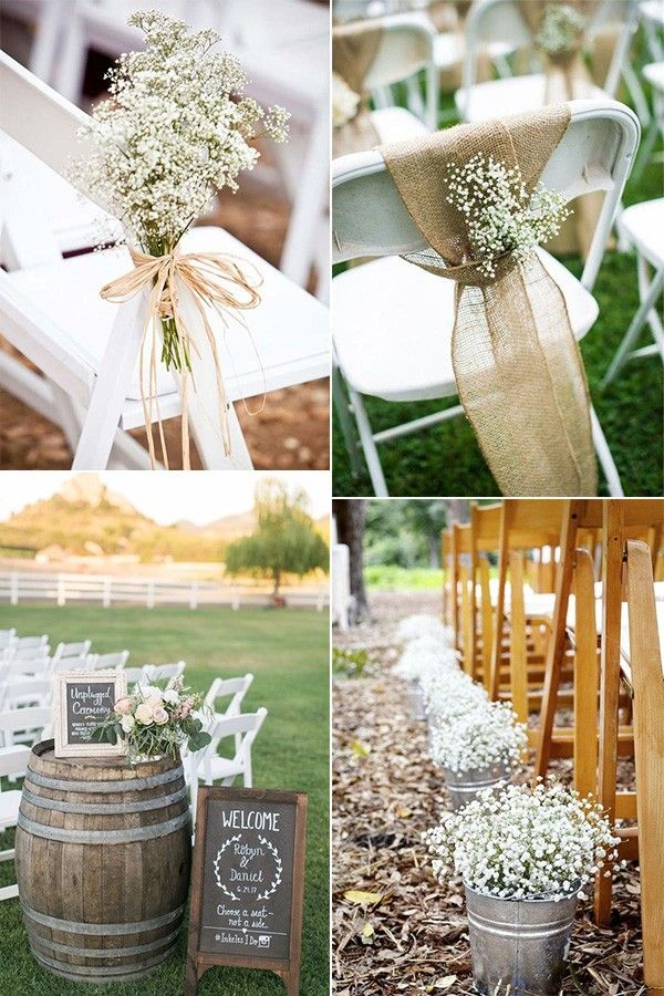 20 Budget Friendly Wedding Decoration