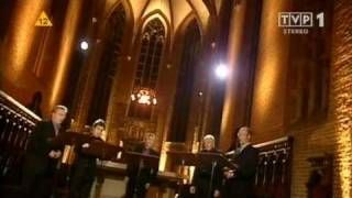 Nicolas Gombert - Missa Media Vita in Morte Sumus - The Hilliard Ensemble - YouTube
