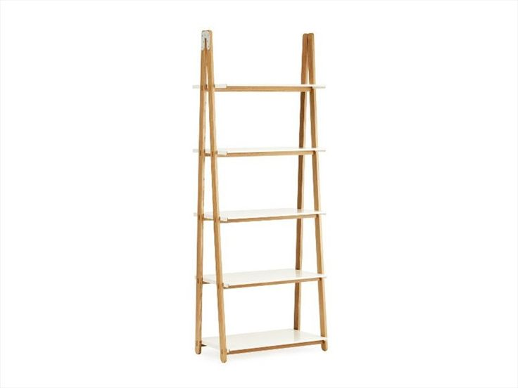 Open bookcase ONE STEP UP by Normann Copenhagen   design Francis Cayouette