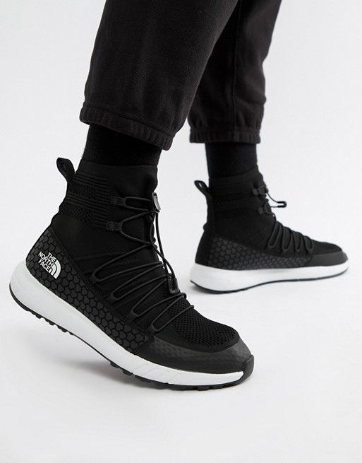 newest 24604 fe990 The North Face Touji Mid Lace in Black