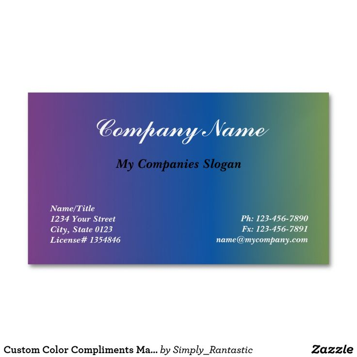 23 best Magnetic Business Cards images on Pinterest | Business cards ...
