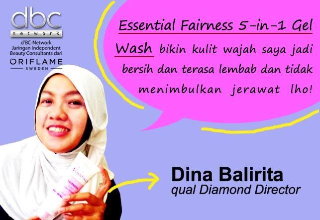 Diamond d'BCN aja pake ini... sama lho, aku juga pake ini... :)
