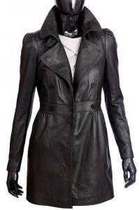 Płaszcz skórzany damski DORJAN D450ELZ