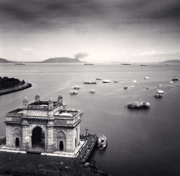 Gateway of India, Mumbai, India. 2006, Michael Kenna