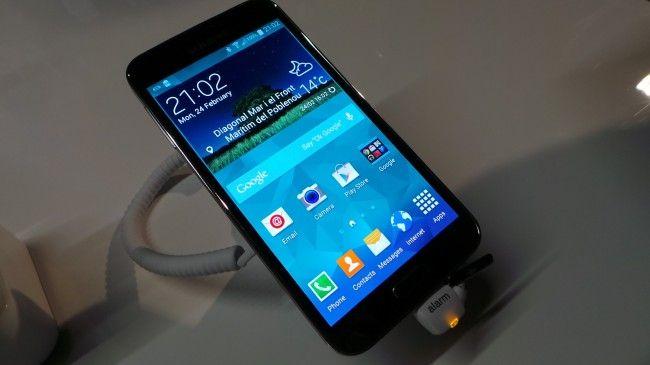 Il Samsung Galaxy S5 è region locked