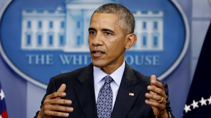 """In final remarks, Obama says chance for two-state solution passing by. Defending his decision to have the US abstain on a UN Security Council resolution that condemned Israeli settlements as illegal and an obstacle to peace, the president said he intended the move to send """"a wake-up call"""" that the moment to reach a two-state outcome """"may be passing."""" President Obama's term ends Friday at noon, when Trump will take the oath of office outside the US Capitol."""