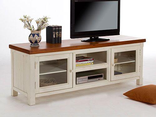 Tolle Tv Möbel Holz Weiß