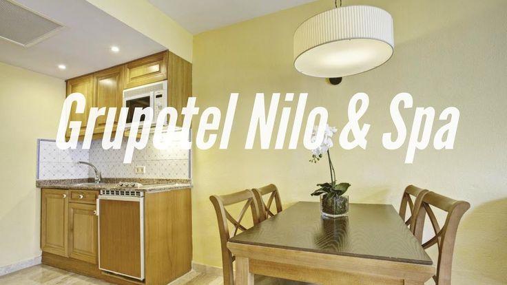 Complejo Turístico Grupotel Nilo & Spa en Paguera, Mallorca, España. Vis...