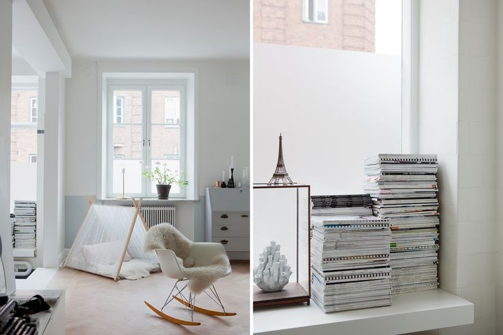 perfectly styled shop converted to apartment in Malmö, via http://www.scandinavianlovesong.com/