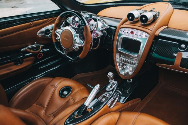 Pagani Huayra: The steampunk hypercar interior that will blow your mind (pictures) - CNET Reviews