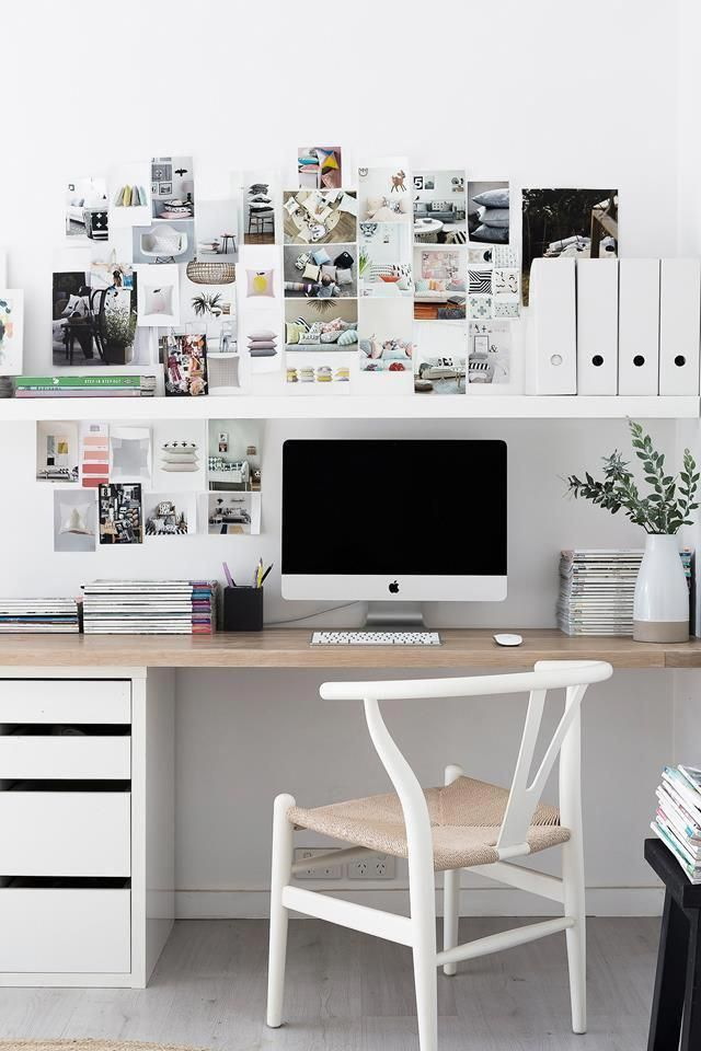 Pretty Home Office Ideas For Women Beautiful Glam Chic Home Office Inspiration Just For Her In 2020 Feminine Home Offices Womens Office Decor Small Home Office
