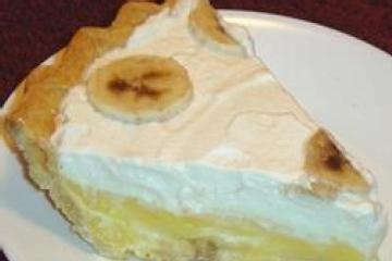 Banana Cream Pie III   Nom Nom   Pinterest