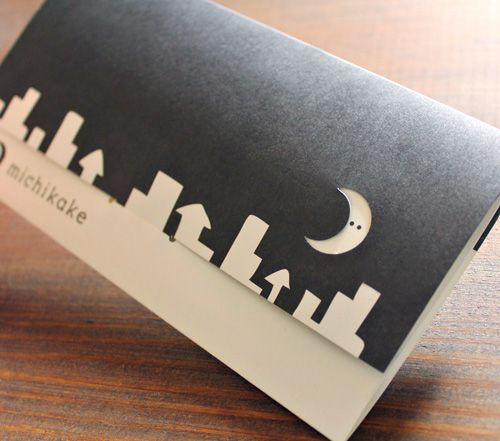 michikake|パンフレットデザイン|カフェ飲食店中心のデザイン制作|Alnico Design