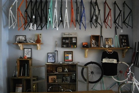 Bike Shops In Brooklyn New York Cyclery Brooklyn NY