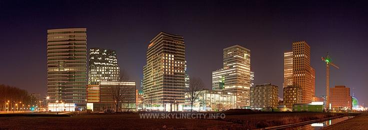 Amsterdam's Manhattan (hum..): de Zuidas