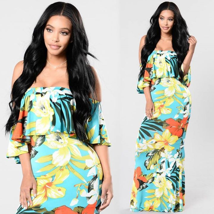 "❤️NEW ARRIVALS❤️⠀⠀ Search: ""Tropical Lover Dress""⠀ ✨www.FashionNova.com✨ #love #TagsForLikes #TagsForLikesApp #TFLers #tweegram #photooftheday #20likes #amazing #smile #follow4follow #like4like #look #instalike #igers #picoftheday #food #instadaily #instafollow #followme #girl #iphoneonly #instagood #bestoftheday #instacool #instago #all_shots #follow #webstagram #colorful #style #swag#fashion"
