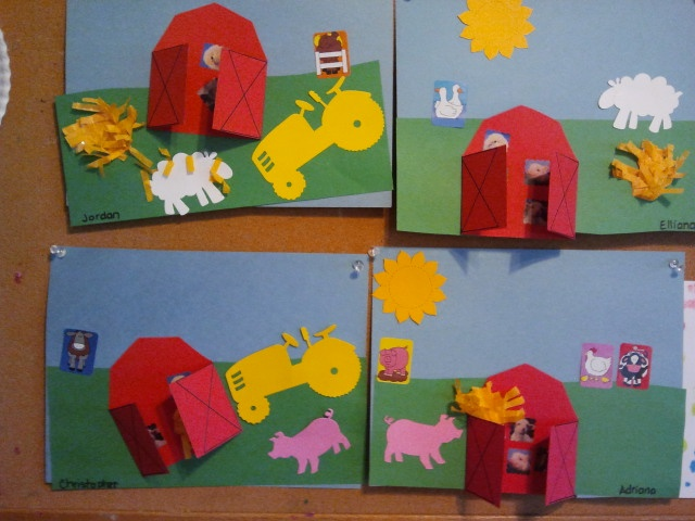 child craft idea 17 best images about farm preschool projects on 1271