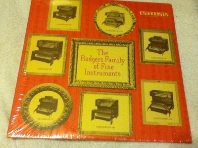The Rodgers Family of Fine Instruments 2LP Organarts New in Shrink Wrap  Mouse over image to zoom  Zoom InZoom Out  Sell one like this     The Rodgers Family of Fine Instruments 2LP Organarts New in Shrink Wrap