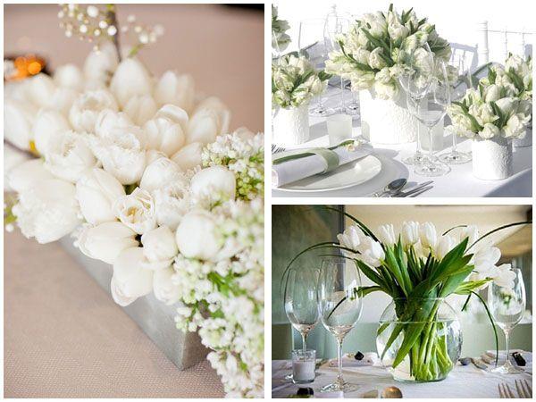 Inspiracje Wesele Tulipany 03 Jpg 600 450 Wedding Table Decorations Decor