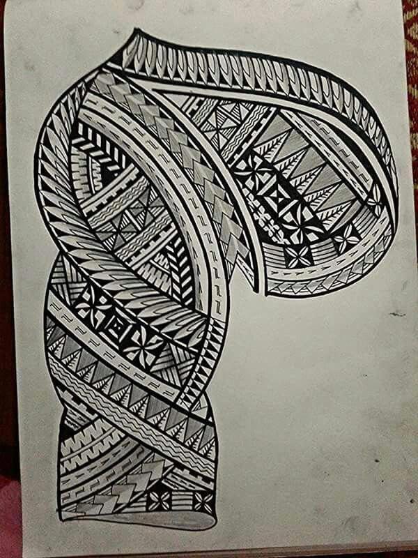 Samoan Tattoos Design Lion On Paper Samoantattoos Maori Tattoo Polynesian Tattoo Samoan Tattoo