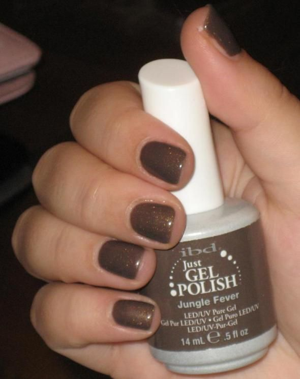 Гелевый лак IBD JustGel Polish Jungle Fever