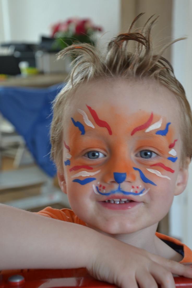 Bruna - Laat de leeuw maar los! Met dit boekje kun je direct aan de slag: http://bit.ly/Schminken