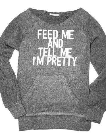 My needs are basic. Lol