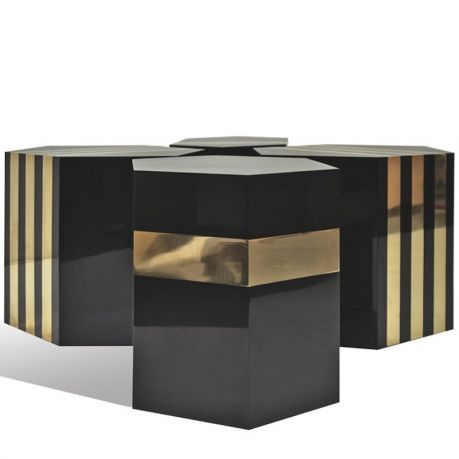 Good This Distinguished And Versatile Coffee Table Set From Scala Luxury  Furniture Isu2026