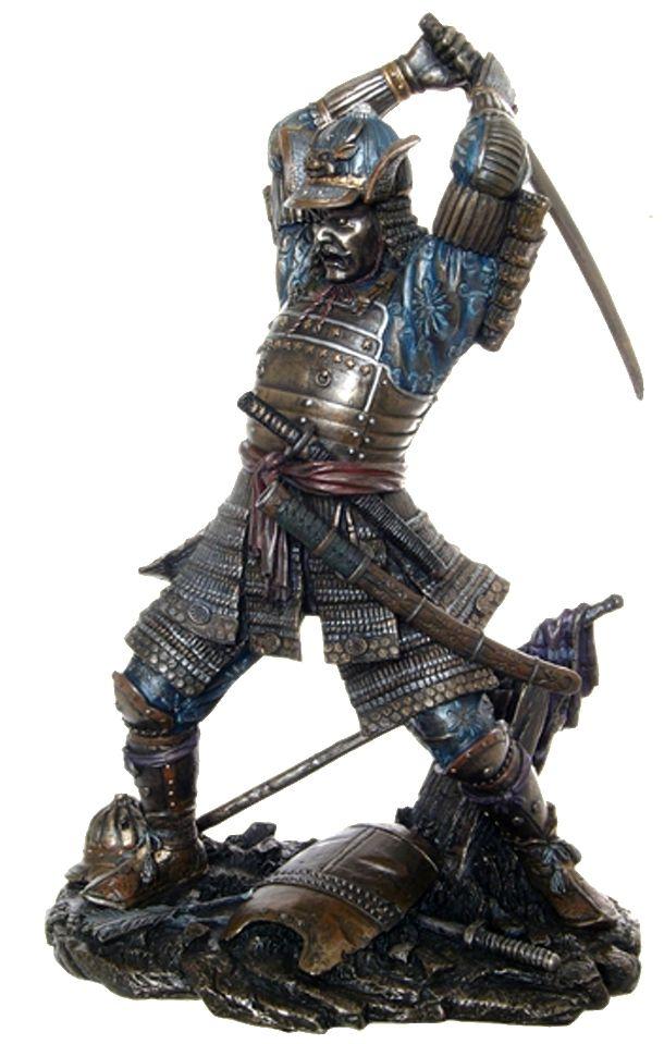 Samurai Figures (The Old Gift Shop - 1996)