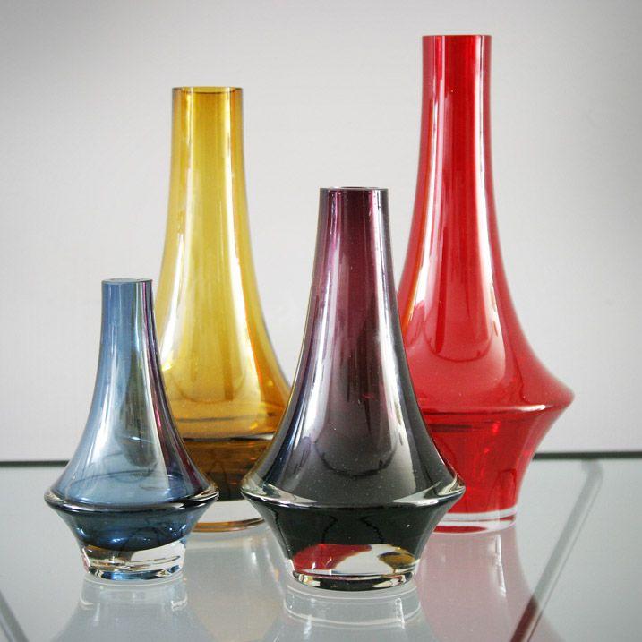 Art of Vintage: Vase Riihimaki, Tamara Aladin, Riihimaen Lasi Oy