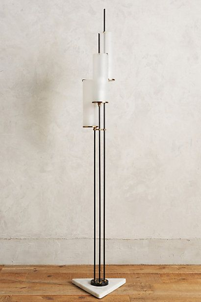 Clustered Torchiere Floor Lamp #anthropologie