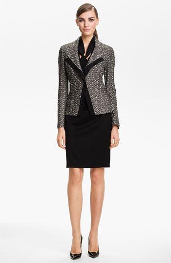 St. John Collection Jacket, Top Skirt