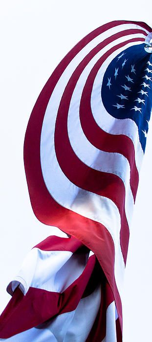 The United States Flag Photograph by David Patterson - The United States Flag Fine Art Prints and Posters for Sale