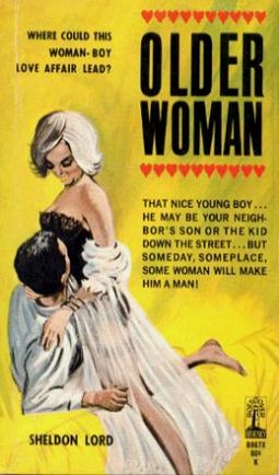Romance book older man younger woman