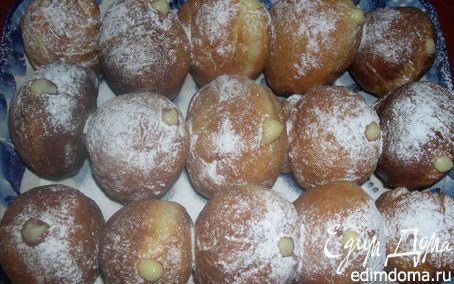 Немецкие пончики-Berliner !!! | Кулинарные рецепты от «Едим дома!»