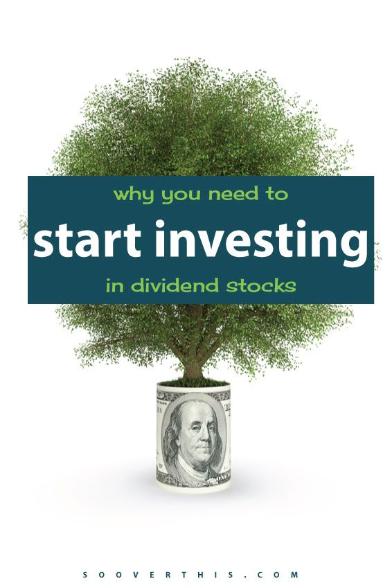 Do you invest in dividend stocks? You need to starting investing in them! They are a great way to generate some cash flow from investments, which is one way to retire before your tax advantaged accounts and social security come into play. Early retirement is made a lot easier thanks to dividend stocks!