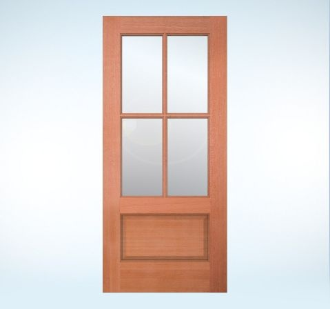 Jeld wen exterior door with glass 5104 cabin exteriors for Jeld wen exterior doors