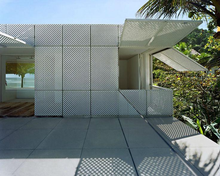 Casa Iporanga in Brazil by Isay Weinfeld.