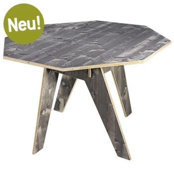 """Werkhaus Shop - Tisch """"Achteck"""""""