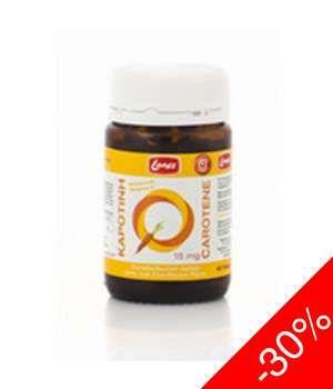 η προβιταμίνη Α ενισχύει και την παραγωγή μελανίνης, προσφέροντας προστασία  ειδικα  τους καλοκαιρινους μηνες από την ηλιακή ακτινοβολία..