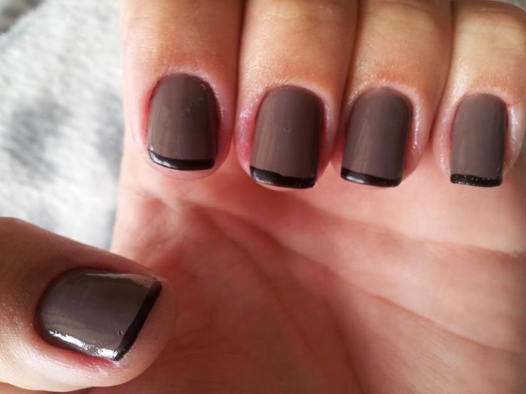Francesinha preta fosca :)