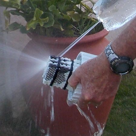 There are times when a simple pressure washer - even a small one - comes in handy. We show you how to make a homemade pressure washer. A simple pressure washer was...