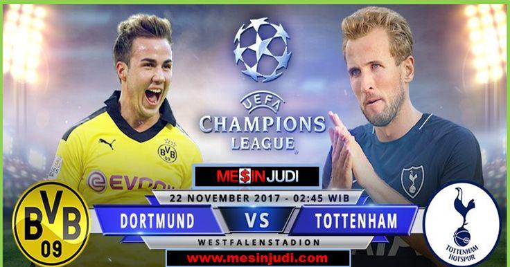 Prediksi Skor Dortmund Vs Tottenham 22 November 2017. Kompetisi UEFA Liga Champion 2017/18 untuk Matchday ke-5 kali ini dari Grup H ada persaingan antara Borussia Dortmund vs Tottenham Hotspur FC.