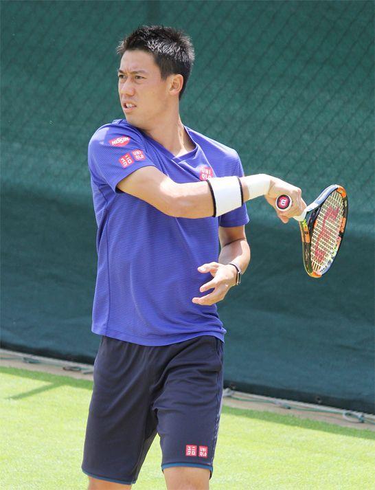 【速報】錦織 世界最速破る - テニス365 | tennis365.net