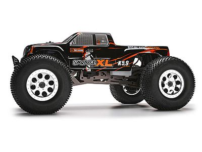 Model HPI Racing SAVAGE XL 5.9 2.4GHz RTR http://germanrc.pl/pl/p/HPI-Racing-SAVAGE-XL-5.9-2.4GHz-RTR/5528