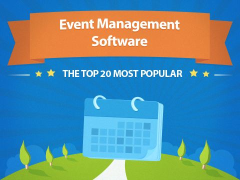 Many different events management software companies to choose from.